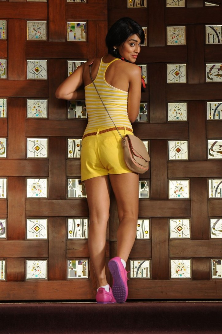 Shriya Saran Latest Hot Photo Shoot Gallery in Shorts CelebsNext 0004